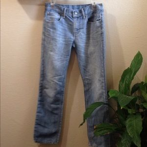 Levi's 511 Distressed Slim Cut Size 29/30 EUC